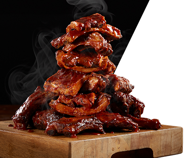 Stack of Ribs